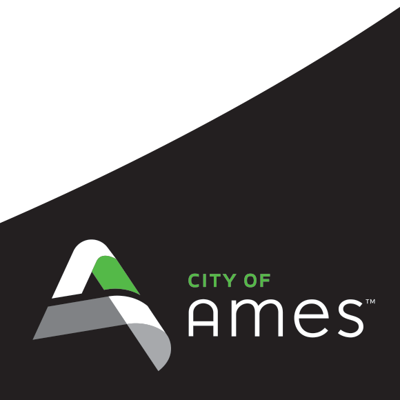 City of Ames logo.