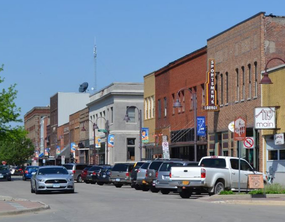 Ames Main Street Historic District