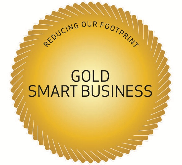 Smart Business Medal - Gold