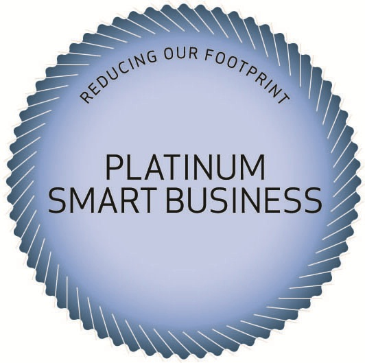 Smart Business Medal - Platinum