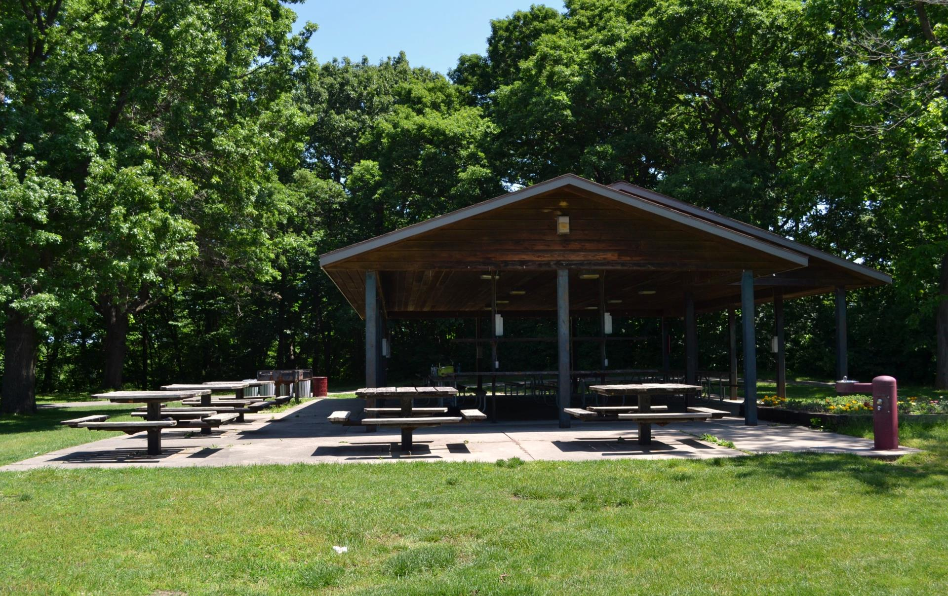 Link to Shagbark Shelter