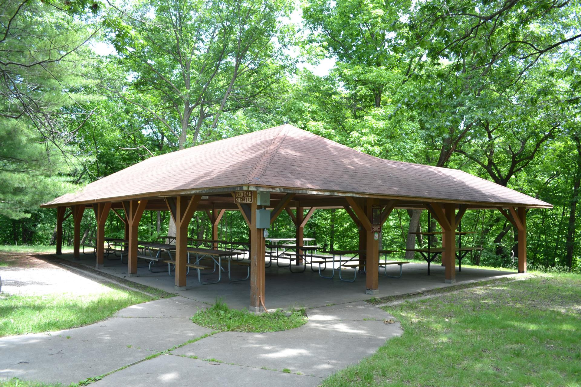 Red Oak Shelter