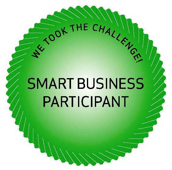 Smart Business Medal -Green-Participant