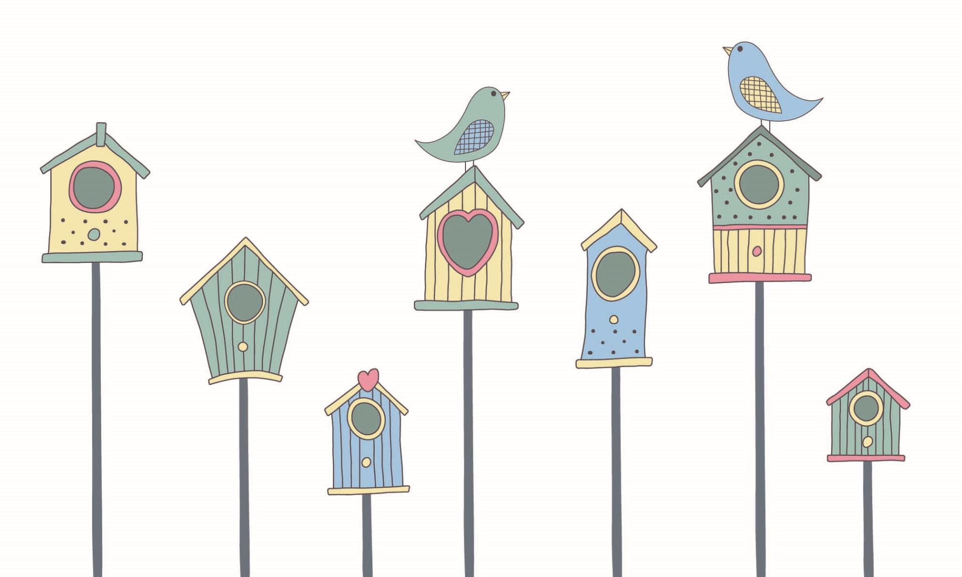 Birdhouse Graphic